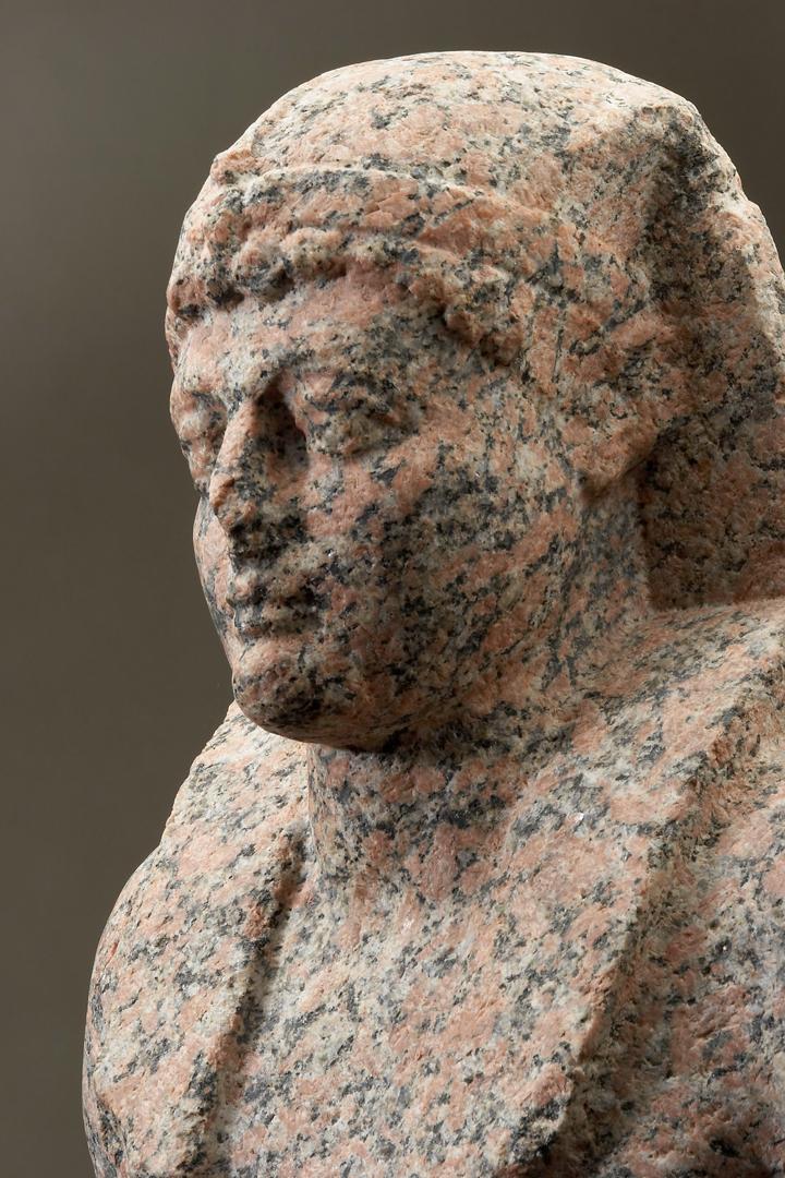 Александр Великий в образе фараона. Ок. 300 г. до н.э.