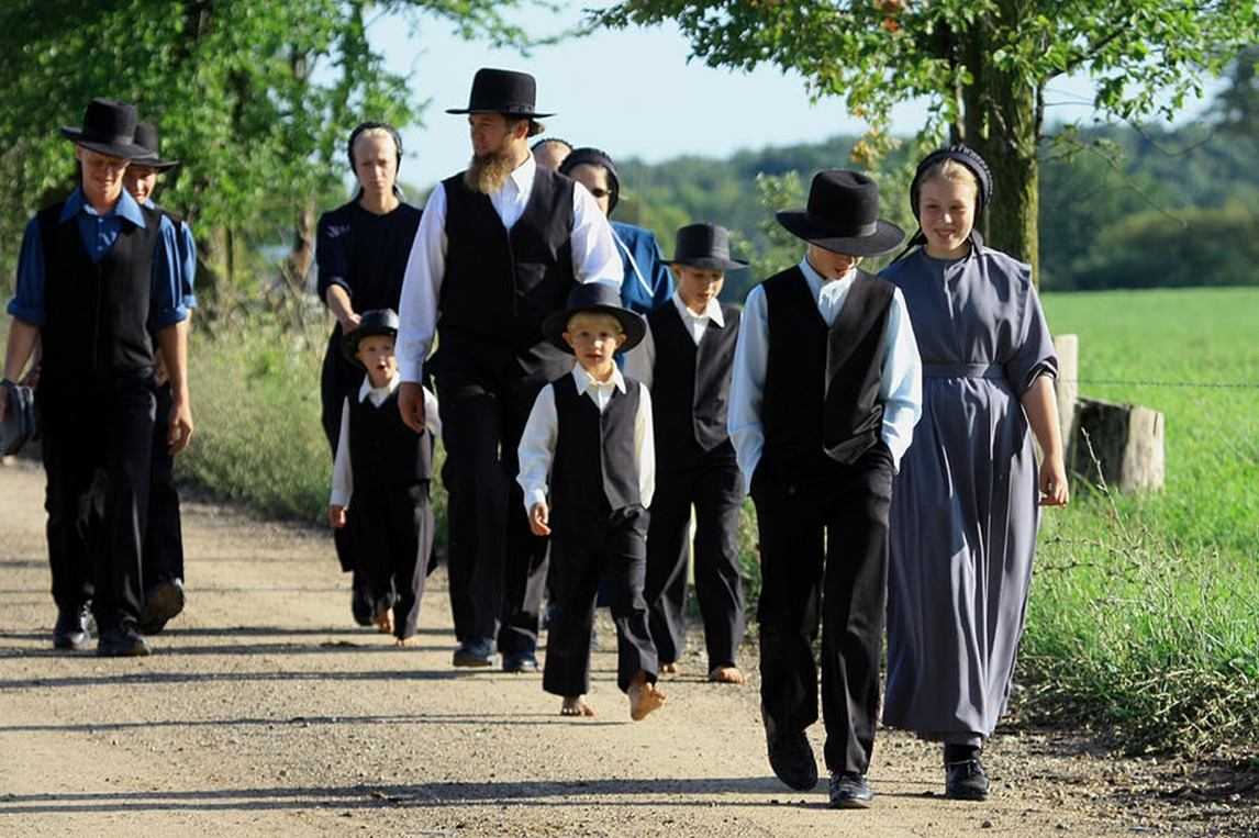a brief history of the amish culture Outline for amish culture speech essay some key concepts include the history of the amish  to describe to the audience a brief history of alcatraz.