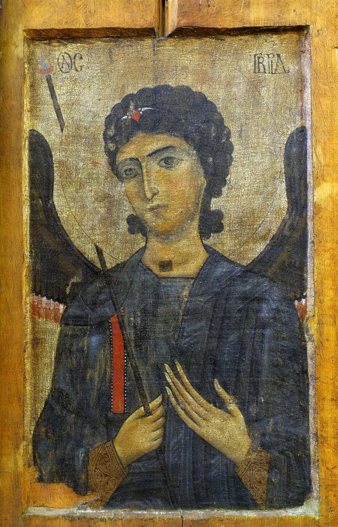 Архангел Гавриил. XI-XII вв.