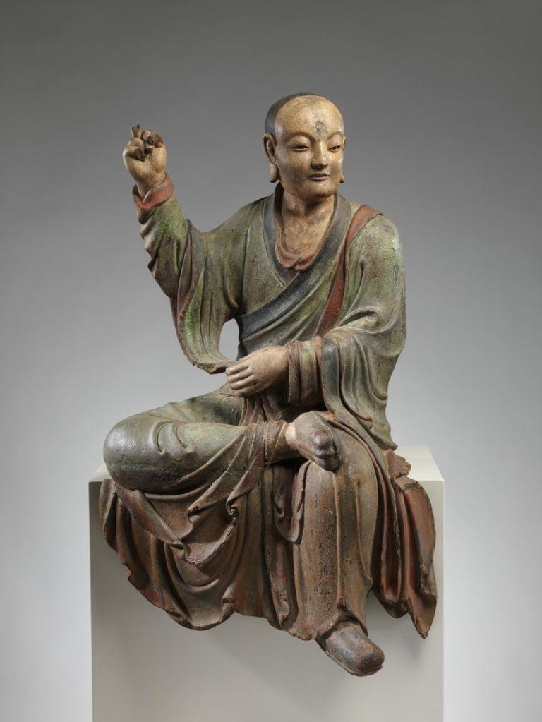 Архат. Китай, конец XIX в.