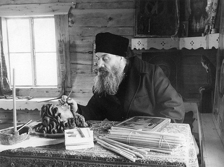 Архим. Алипий (Воронов, 1914–1975)