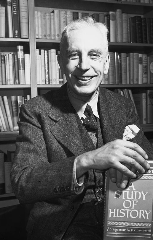 Арнольд Джозеф Тойнби (англ. Arnold Joseph Toynbee; 1889-1975)