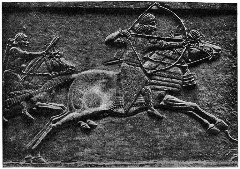 Ашшурбанапал (669—627 гг. до н.э.)