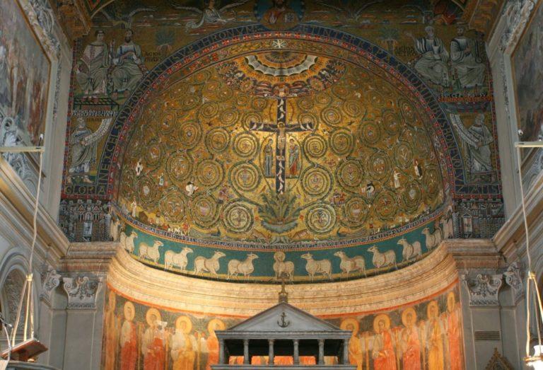 Базилика Св. Климента (Сан-Клементе), Рим