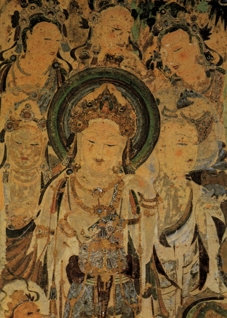 Бодхисаттва Авалокитешвара. VII–X вв.