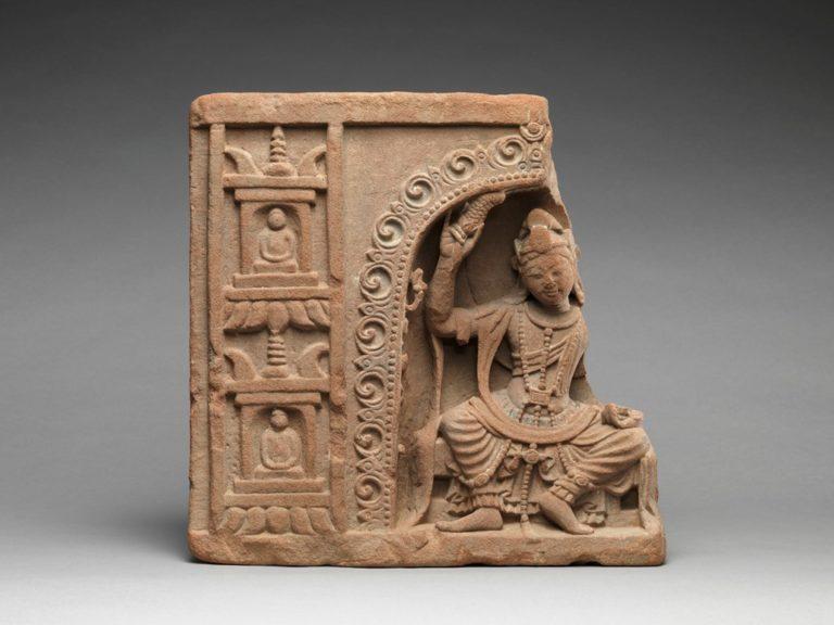 Бодхисаттва. Китай, VII–VIII вв.