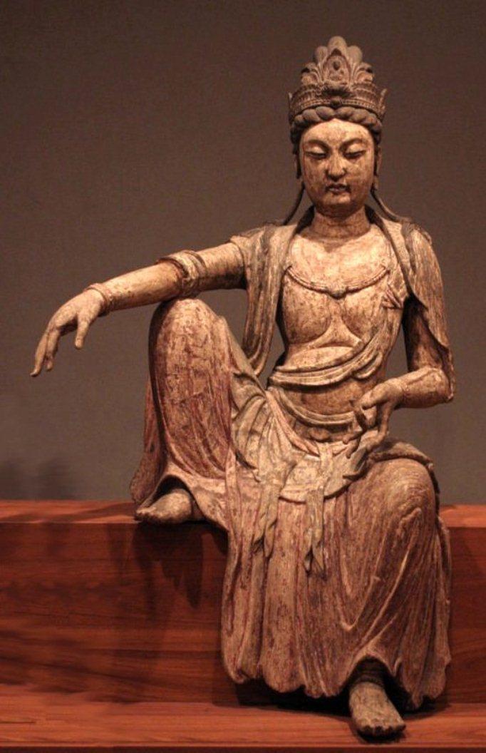 Бодхисаттва. Китай, XI в.