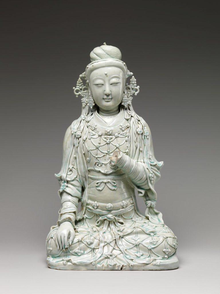 Бодхисаттва. Китай, XIV в.