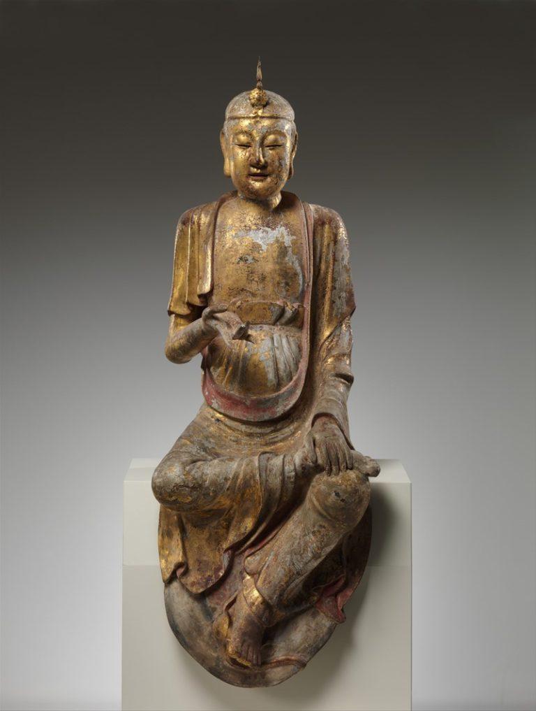 Бодхисаттва. Китай, XVI–XVII вв.
