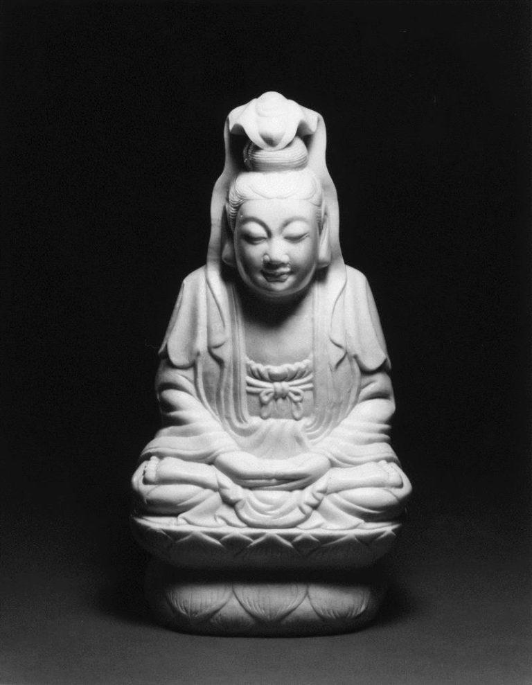 Бодхисаттва. Вьетнам, XIX в.