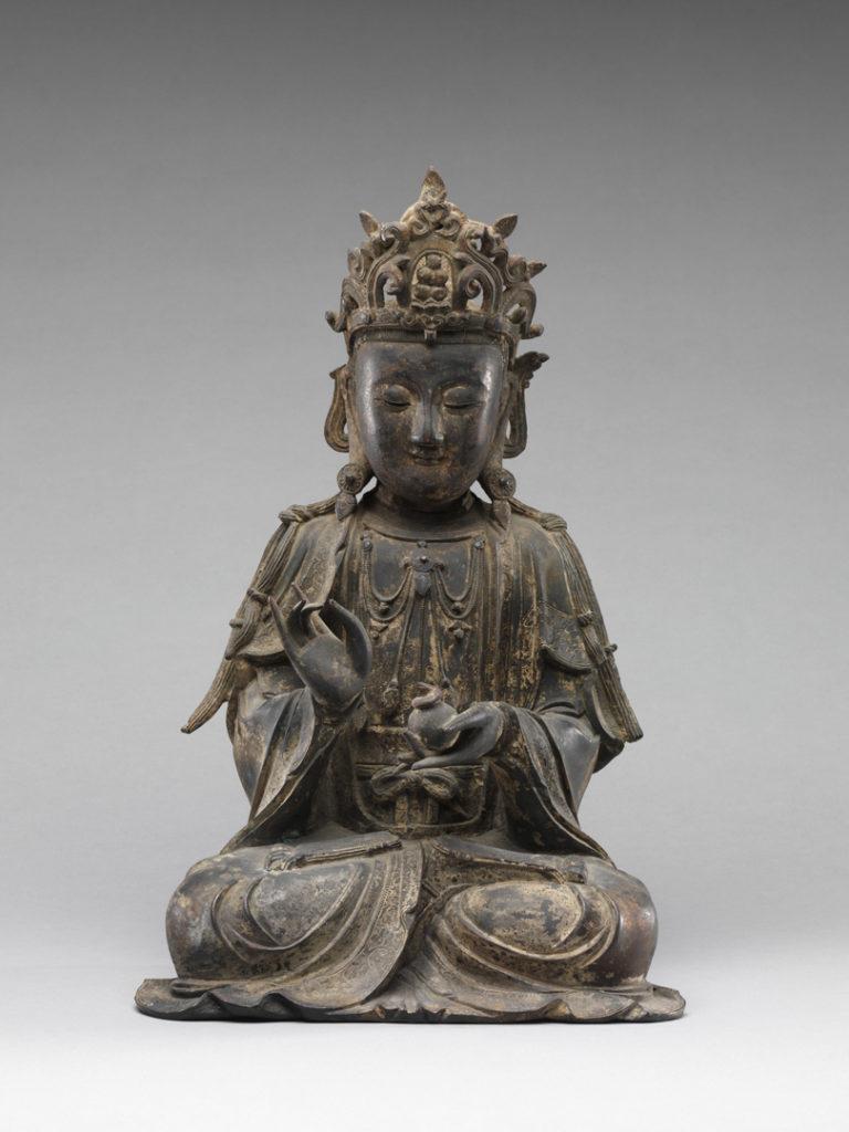Бодхисаттва. Китай, XV–XVI вв.
