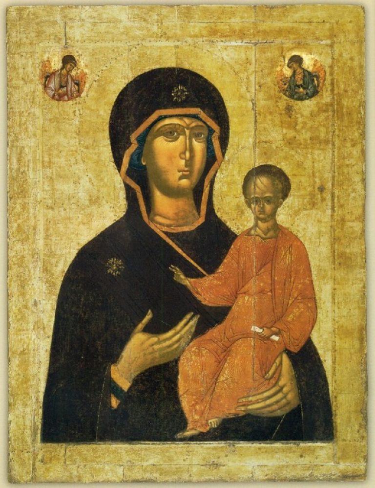 Богоматерь Одигитрия. 1497