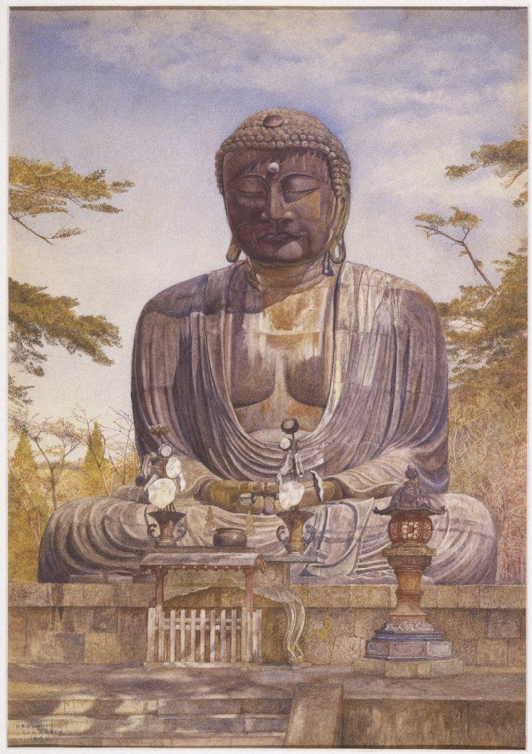 Большой Будда. 1898