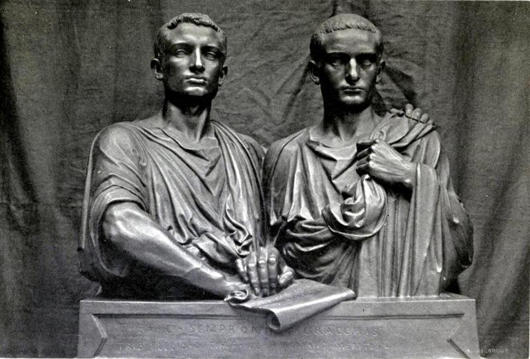 Братья Гракхи (163–133 гг. до н.э. - 153–121 гг. до н.э.)