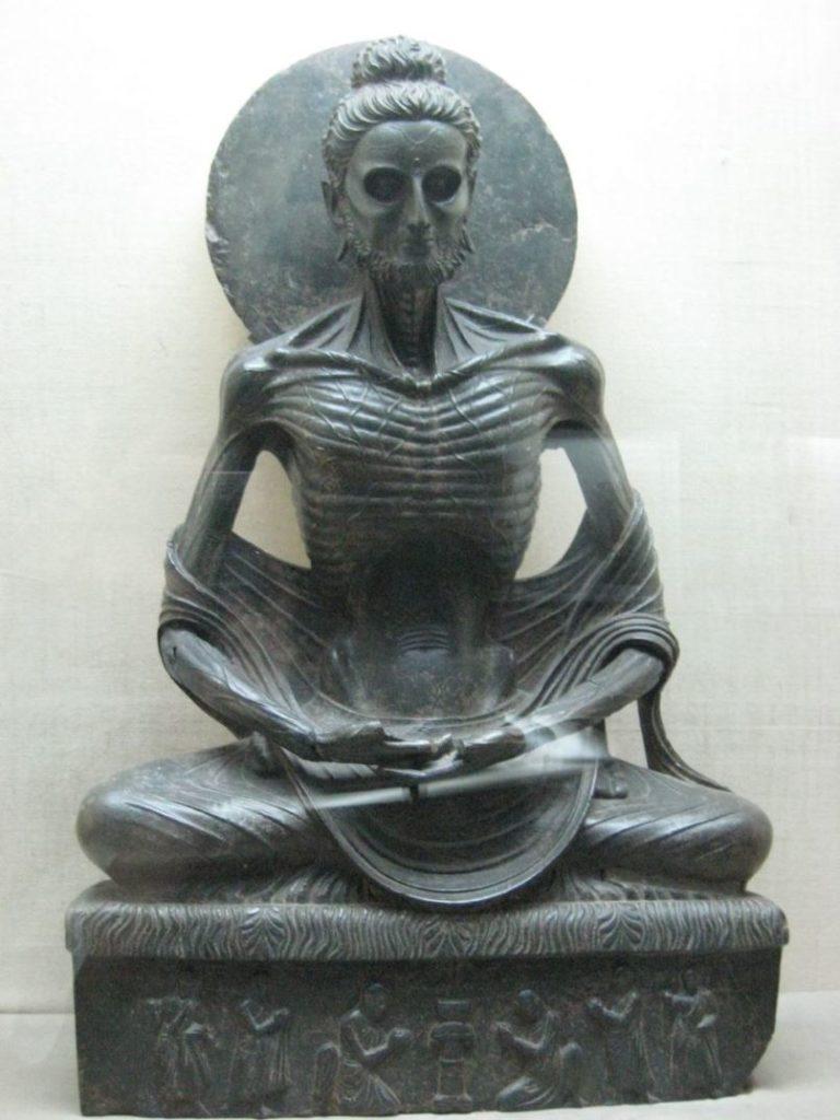 Будда-аскет. III-V вв.