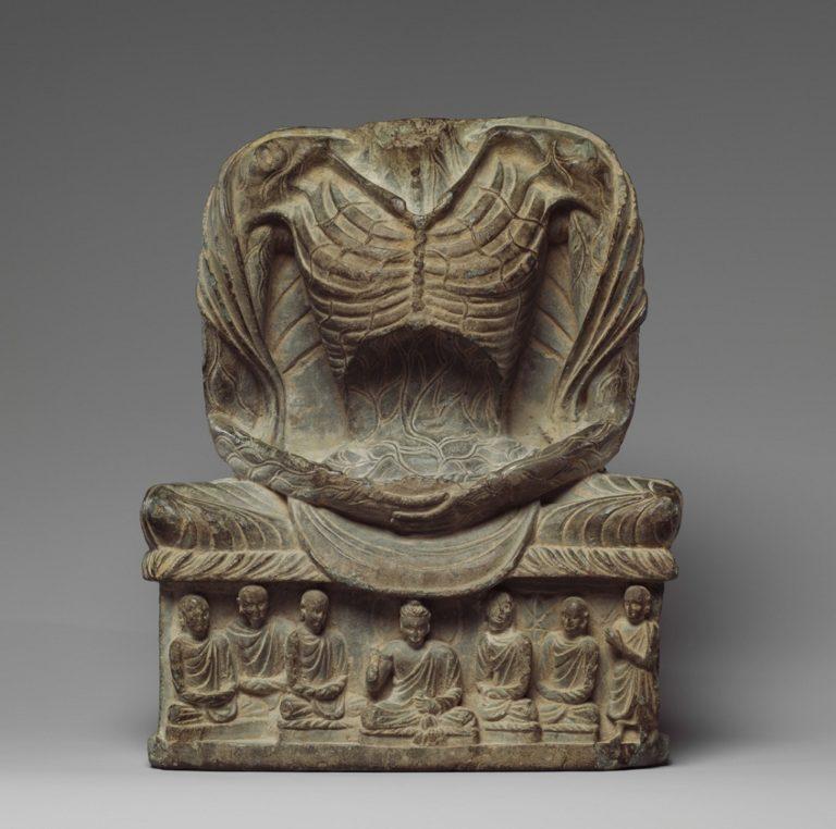 Будда-аскет. III-V вв. Пакистан