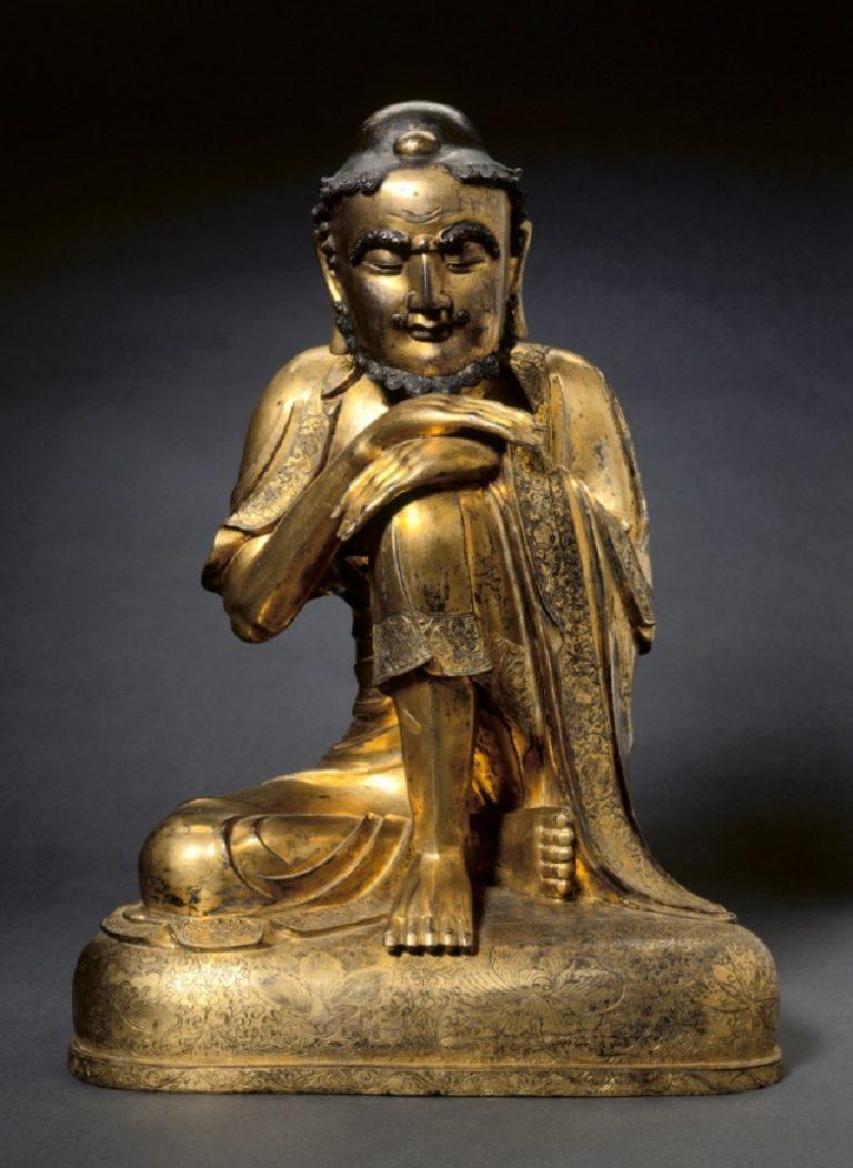 Будда-аскет. XIV в.