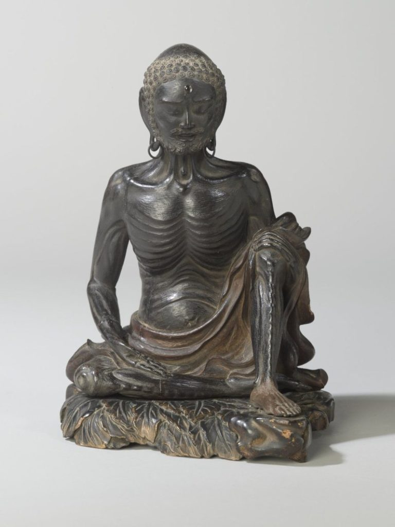 Будда-аскет. Япония, XVI в.