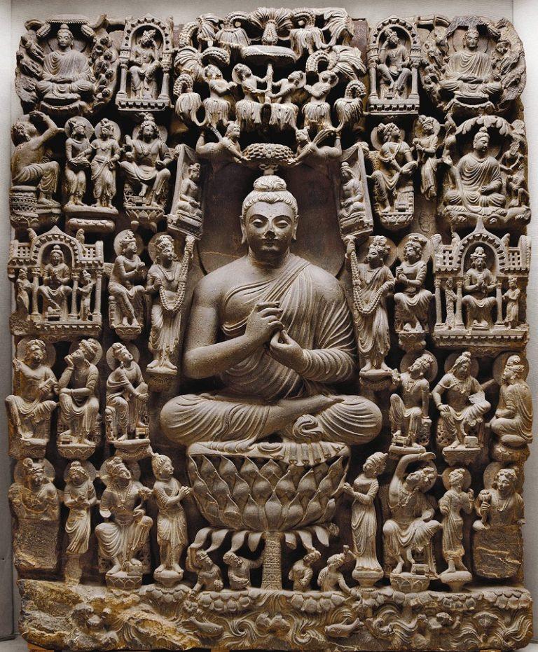 Будда и бодхисаттвы