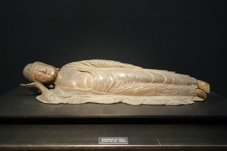 Будда в нирване. XIII в.