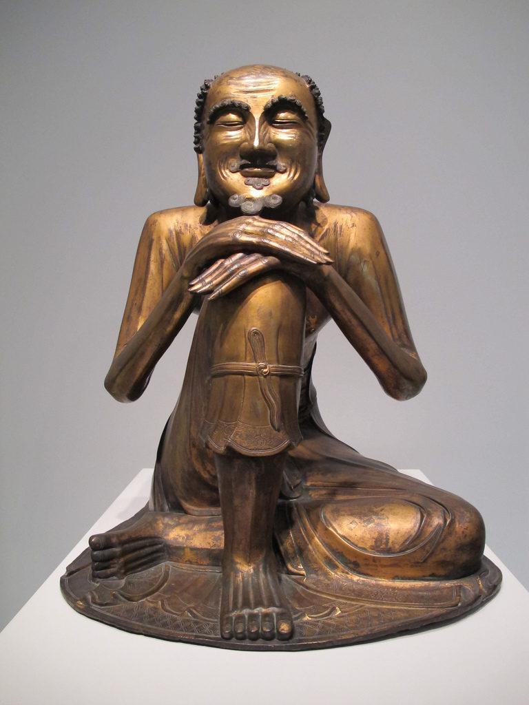 Будда. Китай, XVI в.