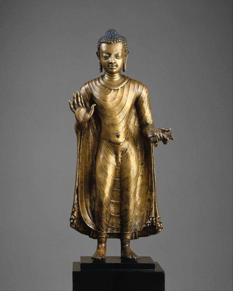 Будда. Конец VI – начало VII в.