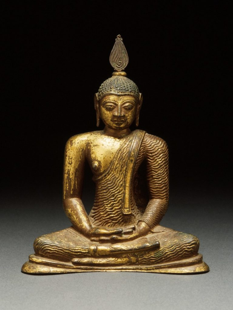 Будда. Шри-Ланка, XVII в.