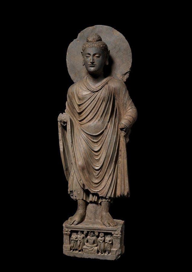 Будда. II—III вв.