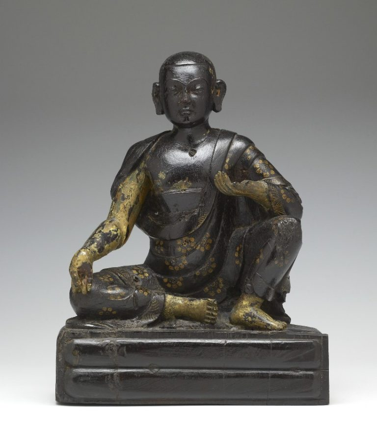 Буддийский монах. Тибет, XV в.
