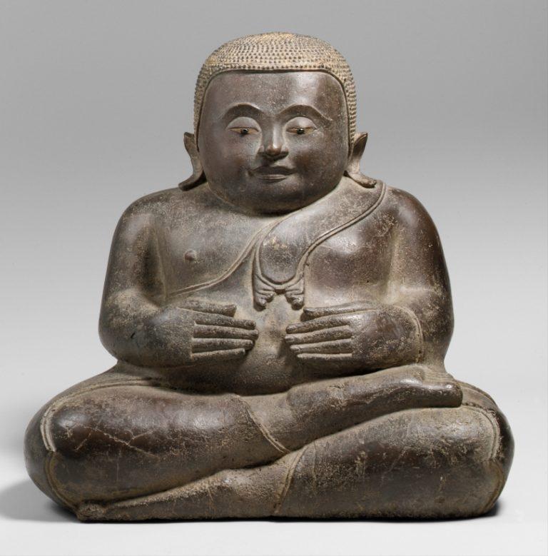 Буддийский ученик Фра Санкачай. Таиланд, XVII в.