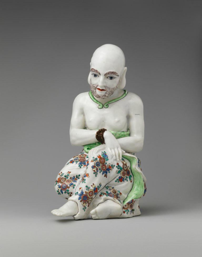 Буддист-аскет. Франция, 1735