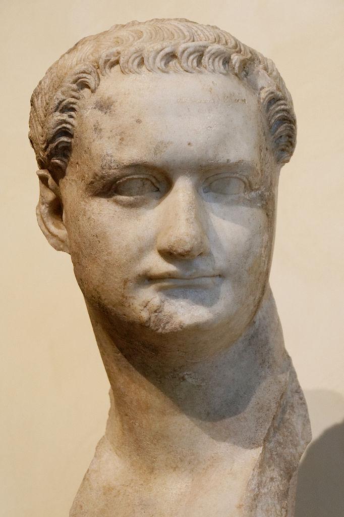 Бюст Домициана (51–96 гг. н.э.)