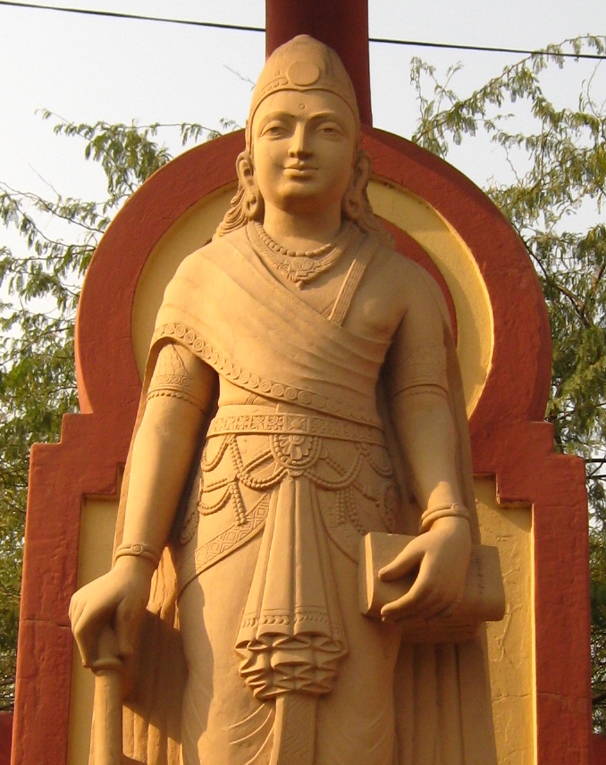 Чандрагупта Маурья (343—297 гг. до н.э)