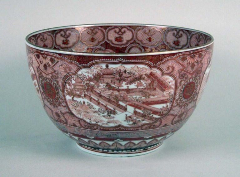 Чаша. Япония, XIX в.