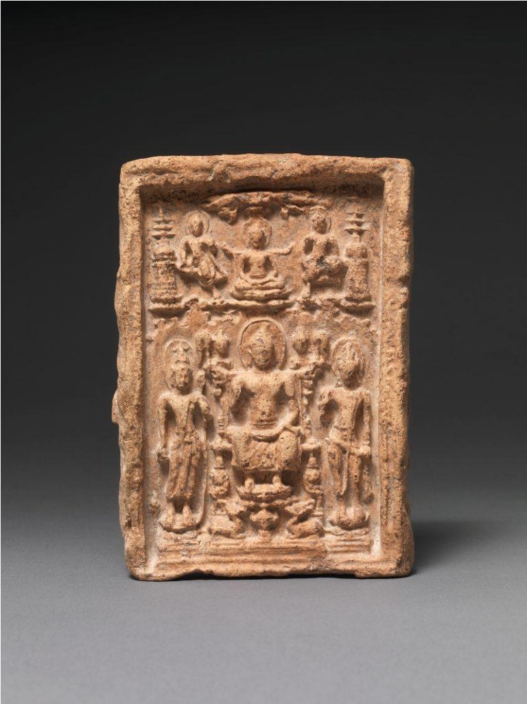 Чудо в Шравасти. VII–IX вв. Тайланд
