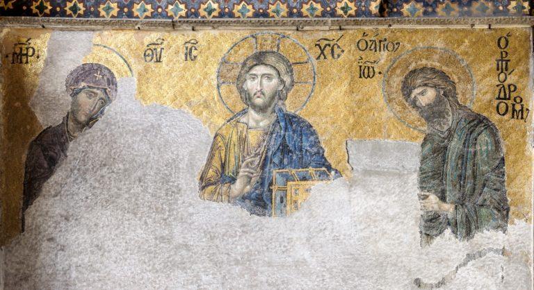 Деисис. 1261 г.