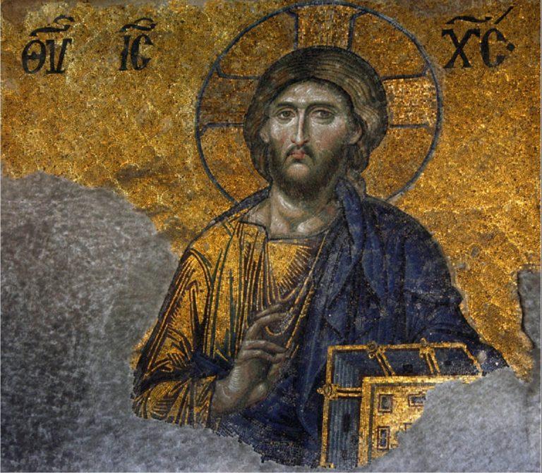 Деисис. Христос. 1261 г.