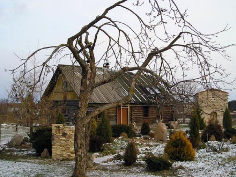 Деревня Гверстонь