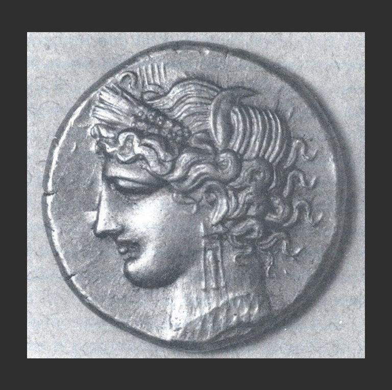 Дидона (лат. Dido, или Элисса, 814 — ок. 760 до н. э.)