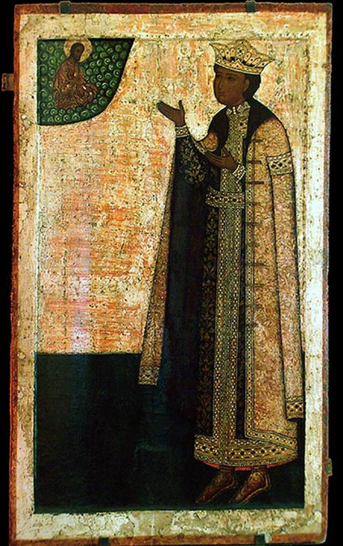 Димитрий Царевич. Ок. 1606.
