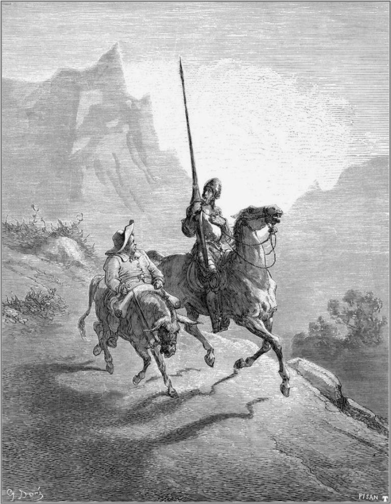 Дон-Кихот. 1863
