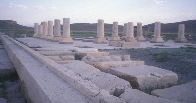 Дворец Кира II Великого