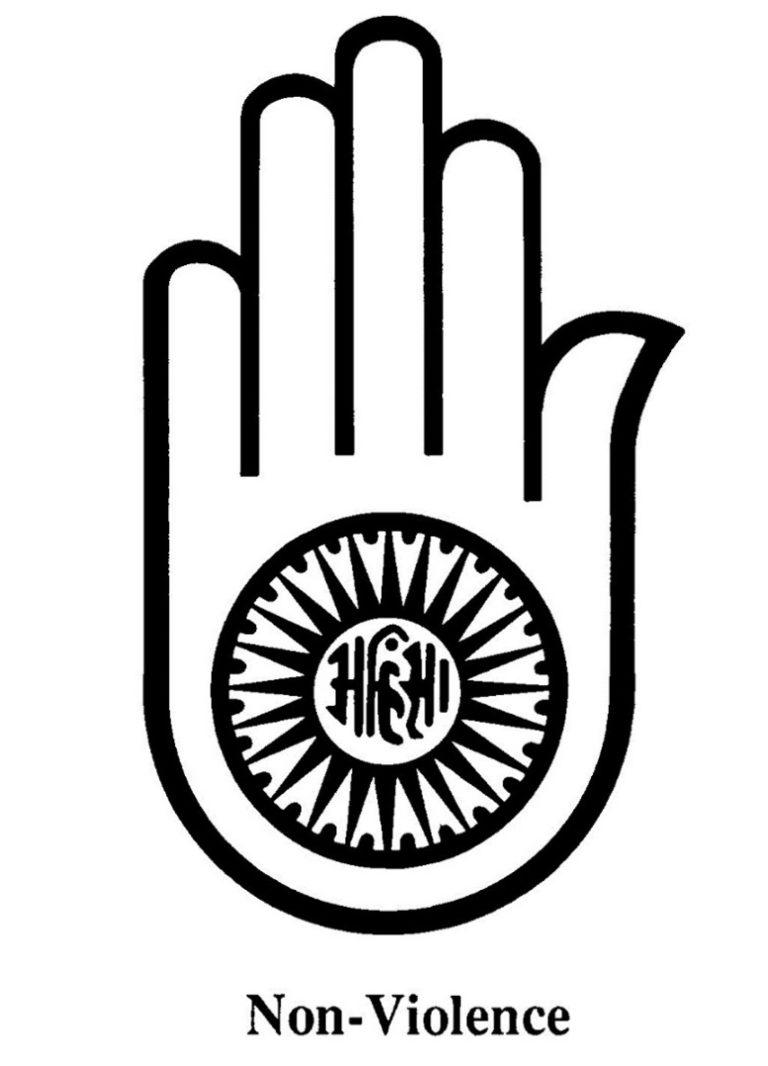Джайнский символ
