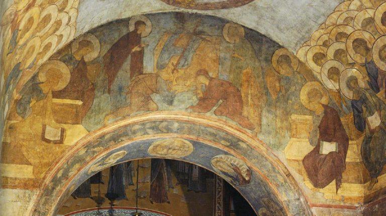 Этимасия – Престол уготованный. 1408 г.