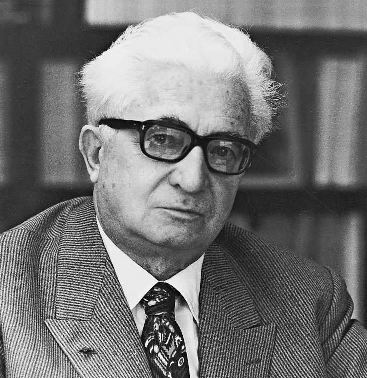 Фернан Бродель (фр. Fernand Braudel; 1902 — 1985)