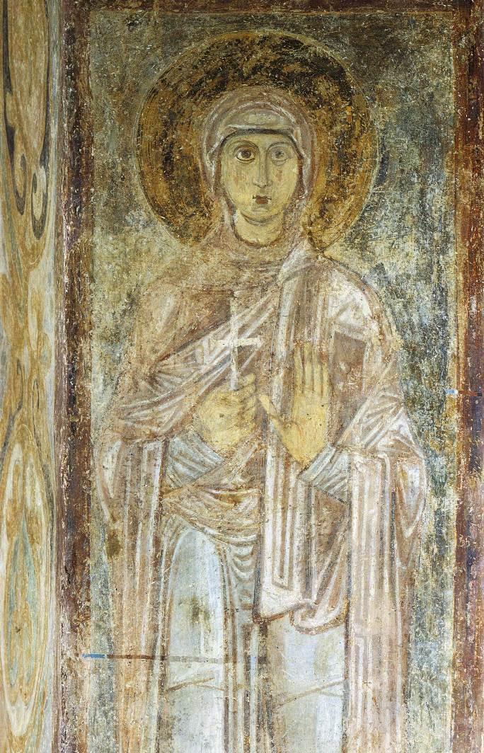 Фреска Софии Киевской