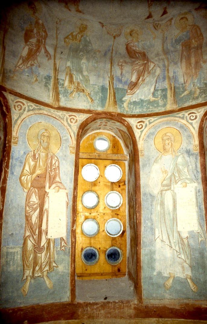 Фрески Георгиевской церкви. XII в.