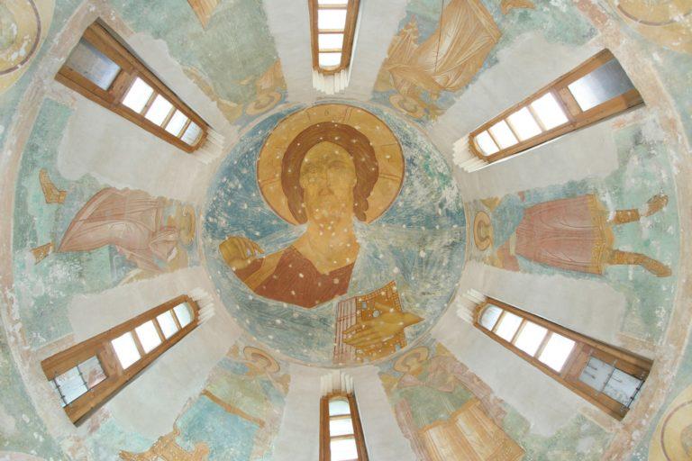 Фрески купола. 1502