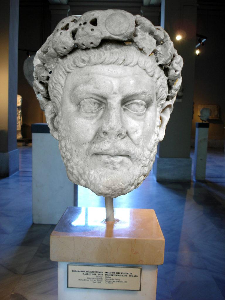Гай Аврелий Валерий Диоклетиан (245—313 гг н.э.)