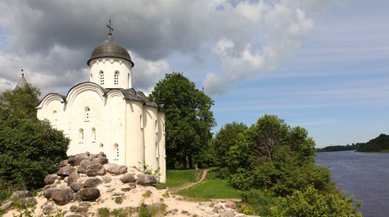 Георгиевская церковь. XII в.